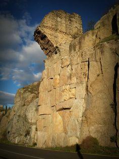 Restos del Acueducto de Toledo