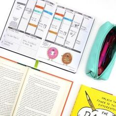 Passion Planner  Customizing it to your needs is half the fun! Use your Space of Infinite Possibilities to unleash your creative side.
