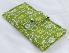 BiFold Wallet  Atrium in Green