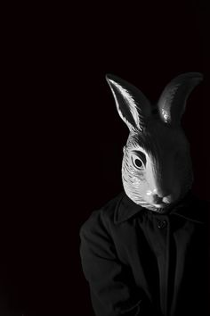 Darkness in Wonderland • Inside the rabbit hole by lapin