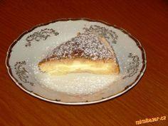 Tvarohový koláč bezlepkový.