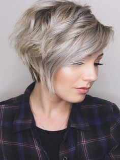 10 Most Attractive Short Wavy Hairstyles 2018