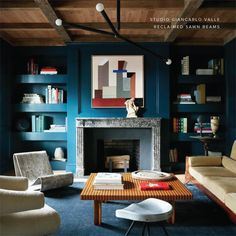 FLOORING Pierre Jeanneret, Pierre Yovanovitch, Rhode Island, Charlotte Perriand, Home Living Room, Living Spaces, Pantone, Casa Cook, Interior Architecture