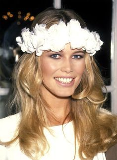 young claudia schiffer - Google Search