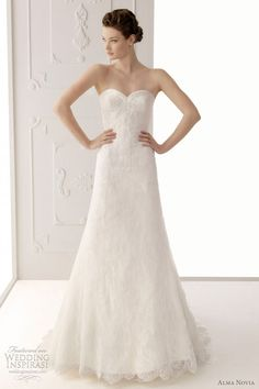 Would love this with a black or jeweled sash and lace cover up.