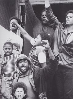 Black Panther party.