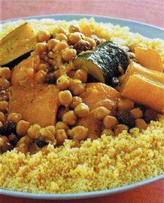Un deliciosa couscous Marruecos es uno de los paises con mas buena gastronomia os lo recomiendo