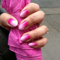 I don't like the pointy nail look but I'd actually try this!! Cute!!