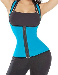 Lelinta Hot Neoprene Sweat Sauna Hot Body Shapers Tank Top Yoga Slimming Vest *** Find out more about the great product at the image link.