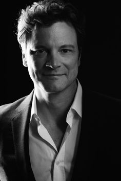 Colin Firth by Lorenzo Agius
