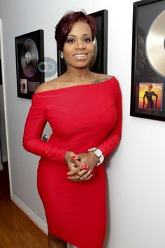 Fantasia Says Pleasing People 'Drained' Her Fantasia Hairstyles, Black Is Beautiful, Beautiful People, Beautiful Women, Simply Beautiful, Pleasing People, Little Red Dress, Short Styles, Pixie Styles