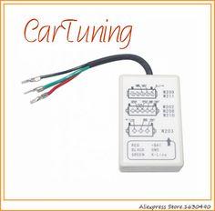 CarTuning 1pc MB ESL Emulator works with EIS, for mercedes ESL Electronic Steering Lock Test or Repair, for benz ESL Emulator