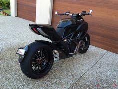 2012 Ducati Diavel $20,900