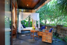 Neighboring The Lush Jungle of East Bali: Exclusive Jasri Beach Villas  Villa-Kacang-Bed-2_3