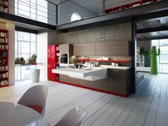Kitchen Modern Interior Design
