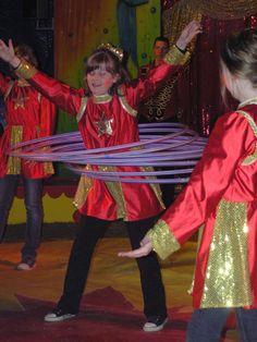 Grundschule Klecken - Zirkusprojektwoche