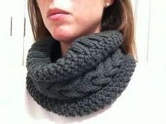 Free Cowl Knitting Patterns - How to Knit Nifty Cowls & Neckwarmers