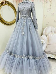 Muslim Prom Dress, Muslim Wedding Gown, Muslimah Wedding Dress, Muslim Wedding Dresses, Bridal Dresses, Muslim Gown, Hijab Gown, Hijab Dress Party, Indian Fashion Dresses