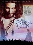 The Gospel of John (2003) This word-for-word adaptation of the 21 chapters of the Gospel According to John tells story of Jesus' life -- mostly focusing on his final hours, his crucifixion and the events that followed -- from disciple John's point of view. The epic film draws its audience into antiquity through meticulous re-creation, including an original musical score complete with instrumental sounds of the time. Christopher Plummer narrates much of the film.