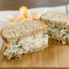 Crisp Tuna-Cabbage Salad