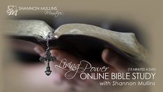 Living Power Online Bible Study is a Bible study you'll look forward to every day. Shannon Mullins provides daily video commentary, leading others to walk through the Bible in a year. Subscribe at livingpowerstudy.com.