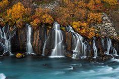 10 водопадов Исландии, которые стоит увидеть! — Российское фото