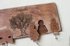 Купить Ключница настенная из дерева - ключница, ключница настенная, настенная ключница, деревянная ключница