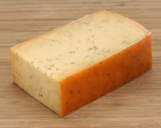 komijnenkaas...my most favorite cheese ever!!!  Difficult to find...I love how this is available in young and old cheese.