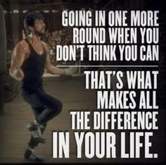 Looking forward to another round of Body Beast! Fitness Weight-lifting Men's Health Working out Motivation Rocky Quotes, Rocky Balboa Quotes, Citations De Rocky Balboa, Motivation Inspiration, Fitness Inspiration, Workout Inspiration, Workout Ideas, Crossfit Inspiration, Step Workout