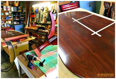 Furniture Repair, Wood Furniture, Extension Table, Furniture Restoration, Pedestal, Delicate, Projects, Photos, Home