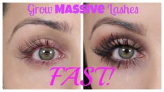 Hey dolls! So I have FINALLY filmed a video about my eyelashes and how to grow long eyelashes, after a ton of requests over the years! I hope it helps you. I've been absolutely shocked by the enormous growth in my eyelashes in such a small amount of time!