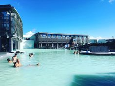 Where are you relaxing this weekend? #BlueLagoon #Iceland