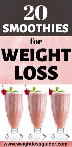 20 Smoothies Recipes For Weight Loss Fat Burning. Want to lose weight with smoothies? Here are the 20 Smoothies recipes for weight loss fat burning, Weight Loss Meals, Weight Loss Drinks, Weight Loss Smoothies, Easy Weight Loss, Healthy Weight Loss, Weight Loss Protein Shakes, Losing Weight, Weight Gain, Fat Burning Smoothie Recipes