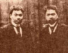File:Antonio and Juan Luna. Emilio Aguinaldo, Military Honors, Ilocos, Masonic Lodge, American War, Guerrilla, Assassin, Warfare, History