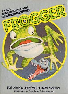 Image result for frogger atari