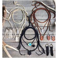 "13 Likes, 1 Comments - Sweet Creek Leather (@sweetcreekleather) on Instagram: ""✨Layers upon layers✨ . . . #sweetcreekleather #cowgirlchic #cowgirlfashion #bohemian #boheme…"""