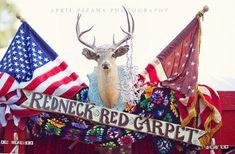 ReDneck REdcarpet . . happy birthday SADIE ROBertson . . {junk gypsy co}