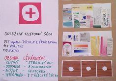 Lékárnička - 2. třída Human Body, Vitamins, School, Vitamin D