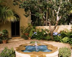 Courtyard Design, Pictures, Remodel, Decor and Ideas - page 4