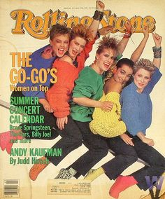One of the first cool girl groups of the 80s! We got the beat!