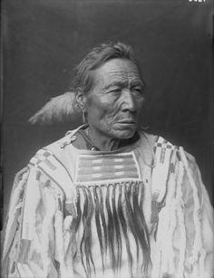 Shorty White Grass - Blackfoot - 1891   Little Bear Chief - Blackfoot - 1893   Bear Chief - Blackfoot - no date   Wild Gun and family - Blackfoot - no date   Running Crane - Blackfoot - 1894