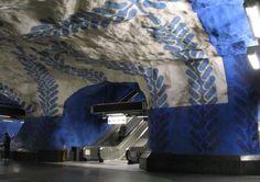 Estación T-Centralen (Estocolmo)