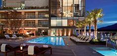 Fairmont Pacific Rim - Vancouver, British Columbia, Canada - Luxury Hotel Vacation from Classic Vacations