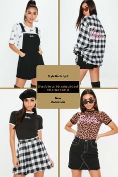 Missguided's collaboration with an iconic brand, Barbie, is back, and we couldn't be happier! 💗✨  So check out our favourites from the Barbie x Missguided the Second collection here - http://www.stylebankbyb.com/fashion/new-collection-barbie-x-missguided-the-second