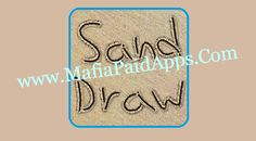 Sand Draw: Sketch & Draw Art v2.0.2 Apk   Sand Draw is a fun app which lets you draw on realistic sand and even create a limestone in the horizon! After a couple of minutes playing with sand draw it will be hard for you to stop drawing since the result you get looks so real and easily achieved.  Want to draw a new sand draw? Just shake the device and let the waves wipe out the sand.  Sea View! Click on the 'sea' button and get a beautiful view of the sea with a romantic sunset while changing…