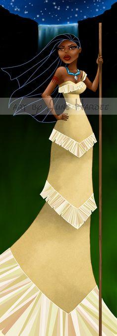 Pocahontas 1 by JunebugHardee.deviantart.com