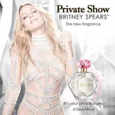 Britney Spears Private Show ~ A grown up gourmand of Dulce de Leche, coffee…