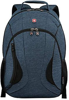 Shop a great selection of Wenger(R) Mercury Backpack Laptop Pocket, Denim. Find new offer and Similar products for Wenger(R) Mercury Backpack Laptop Pocket, Denim. Denim Backpack, Computer Backpack, Computer Bags, Boat Bag, Sequin Backpack, Backpack With Wheels, School Bags For Kids, Cute Backpacks