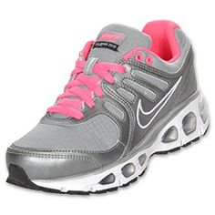 The Air Max Tailwind is ideal for a runner with a neutral gait who loves to feel the cushion throughout their entire run. The Tailwind provides a naturally smooth transition from heel strike to toe off with the separated Air Max sole that makes running a breeze. Durable, lightweight upper keeps your feet cool with maximum airflow. In addition, form fitting collar and custom lace up closure make the Tailwind a must have.