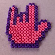 Rock! Hama Beads
